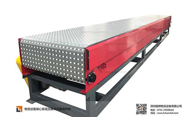 Modularized Belt Pile-up Supplied Pieces Sorting Equipment